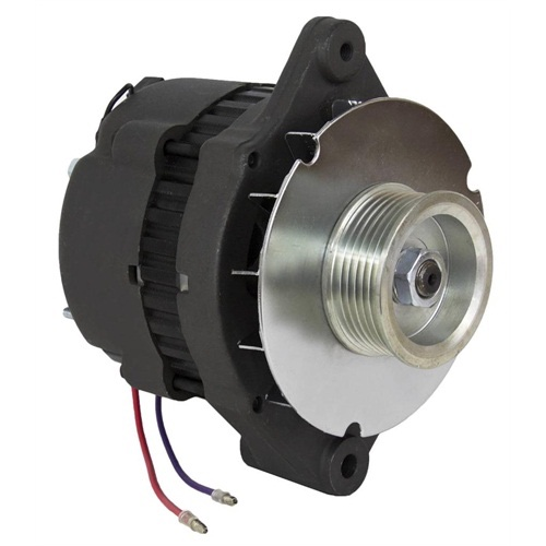 Mercruiser Alternator Wiring