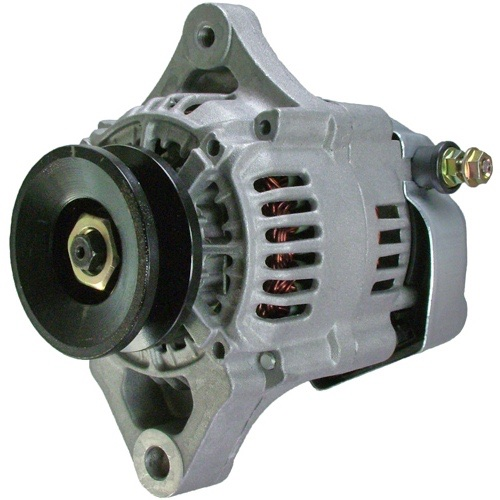 NEW ALTERNATOR FORD TRACTOR COMPACT 1220 3-58 SHIBAURA