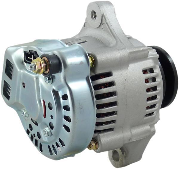 Kubota Tractor Alternators : Kubota generator tractor alternator v