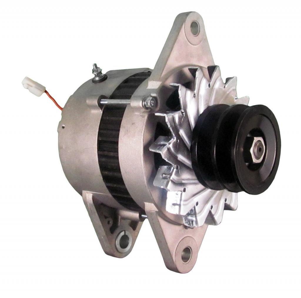 Isuzu Nikko Industrial Alternator 40 Amp 24 Volt 0350003370 Rigmaster Apu Wiring Diagram Ac Generator 1812002491
