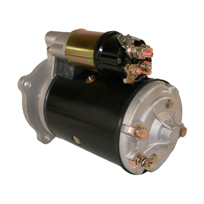 New Tractor Motors : New ford industrial tractor starter