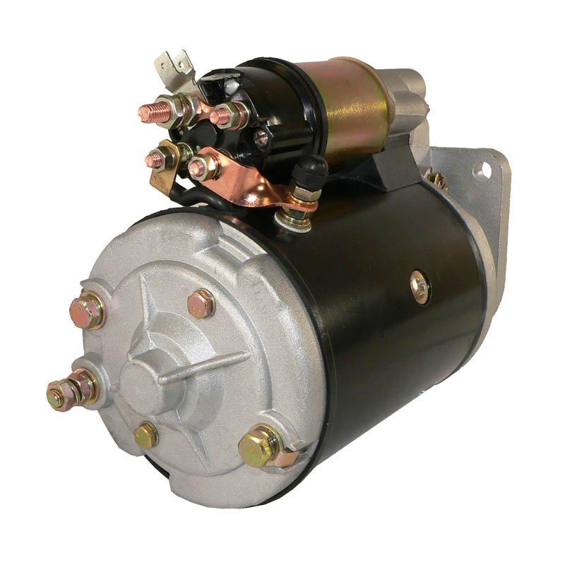 FORD INDUSTRIAL TRACTOR STARTER 3175 3201 4256 4268 6401 420 – Lucas Starter Wiring Diagram
