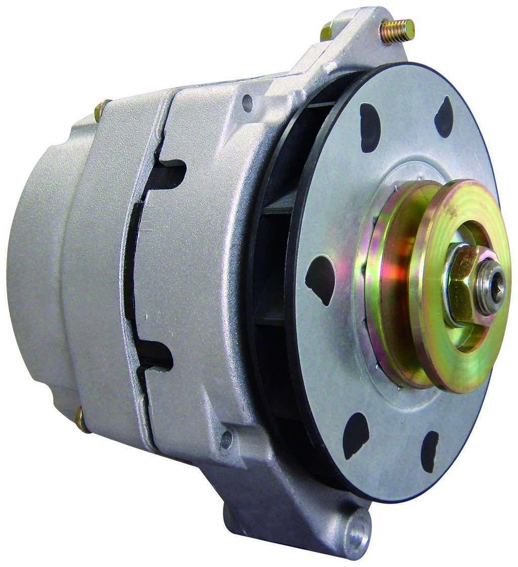 8310EF Gm 160 Amp Alternator Wiring | Wiring Resources gm alternator identification Wiring Resources