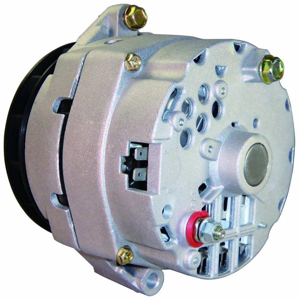High Output Alternator | 160 Amps | AJ-Elec.com