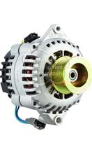 NEW HIGH OUTPUT 160 AMP DELCO CS130 ALTERNATOR STRAIGHT FRAME REPLACES 10SI 12SI