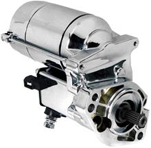 HARLEY 2.0 HI POWER CHROME STARTER FLHR FLHTC FLHTCU ELECTRA GLIDE ROAD KING 1994-2006 31558-94