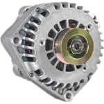 HIGH OUTPUT 200 AMP ALTERNATOR FITS CADILLAC CHEVROLET  2009-2014 WITH 2 PIN REGULATOR