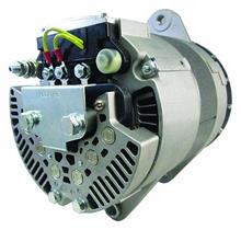 NEW LEECE NEVILLE 220 AMP 12 VOLT ALTERNATOR MOTOR COACH RV FREIGHTLINER INTERNATIONAL TRUCKS 4887JB
