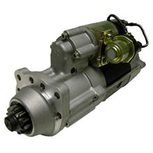 Heavy Duty Genuine Leece Neville M105603 12 Volt Titan Gear Reduced Starter for Bluebird and INDUSTRIAL Applications 11 LITRES 1984-2006