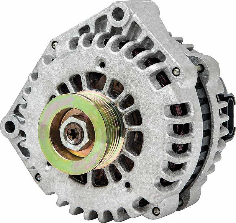High Output Van Alternator